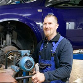 PETER BAUMANN – Ansprechpartner & Spezialist Wohnmobil Reparatur